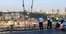 İstanbullular trafik felç! Nedeni intihar!