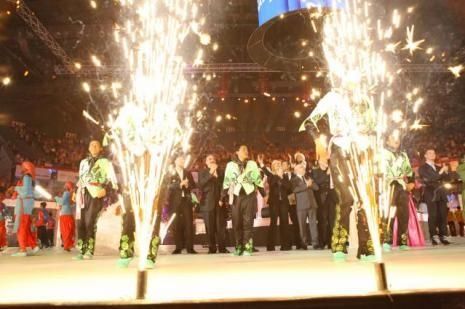 11. Türkçe Olimpiyatları Şarkı Yarışmasında Bulgaristanlı Martin birinci oldu