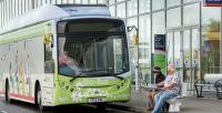 İnsan dışkısı ile çalışan otobüs