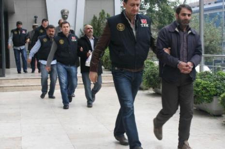 14 Kobani eylemcisi adliyede