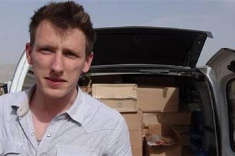 ABDli genç de IŞİD kurbanı