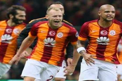 Galatasaray'da İngiliz kancası