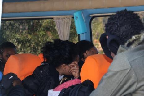 27 mülteci yakalandı