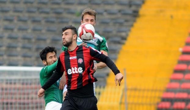 Centone Karagümrük: 1 - Bursaspor: 1