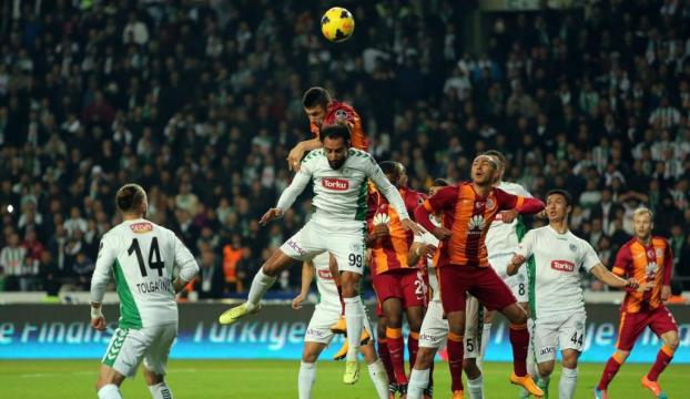 Torku Konyaspor: 0 - Galatasaray: 5