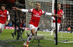 Liverpool ve Arsenal, puanları paylaştı