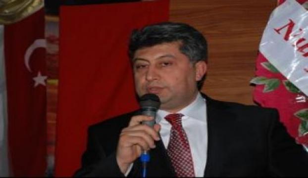 MHPli başkana saldırı
