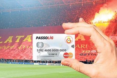 Passolig satışında Galatasaray liderliğini koruyor