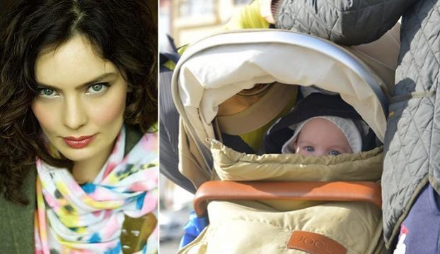 İşte Nil Karaibrahimgilin Aziz bebeği