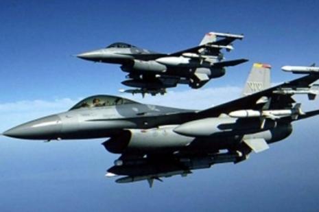 IŞİDe 9 yeni hava saldırısı daha!