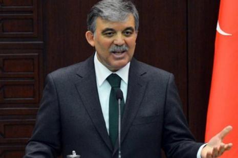 Abdullah Gülden Kobani açıklaması