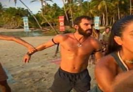 Survivor'da Turabi'nin 'lan' kavgası!
