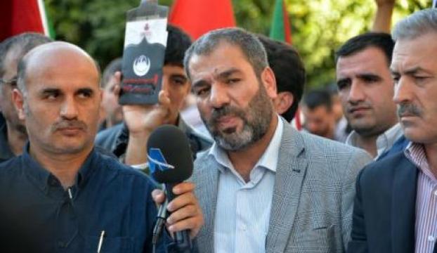 Adanadan İsraile tepki