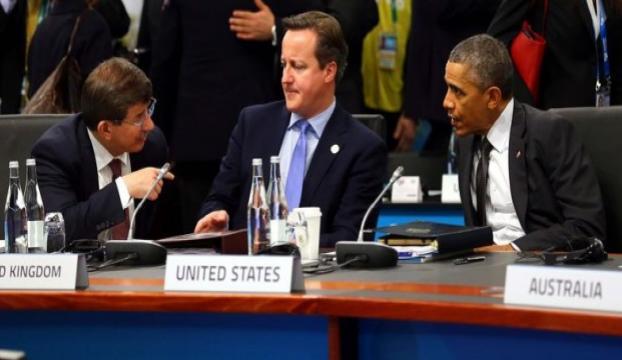 Başbakan Obama ile görüştü