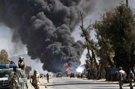 Afganistanda saldırı: 12 ölü