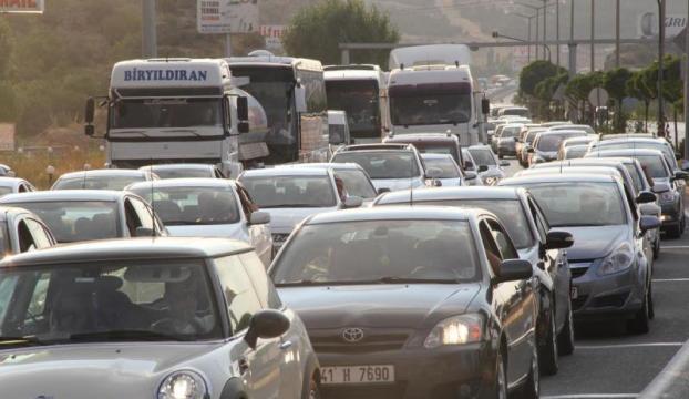 Trafiğe kayıtlı taşıt sayısı açıklandı