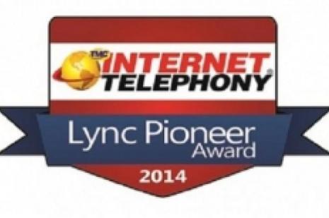 Akıllı Ofis Telefonu Grandstream 'Lync Pioneer' ödülüne sahip oldu