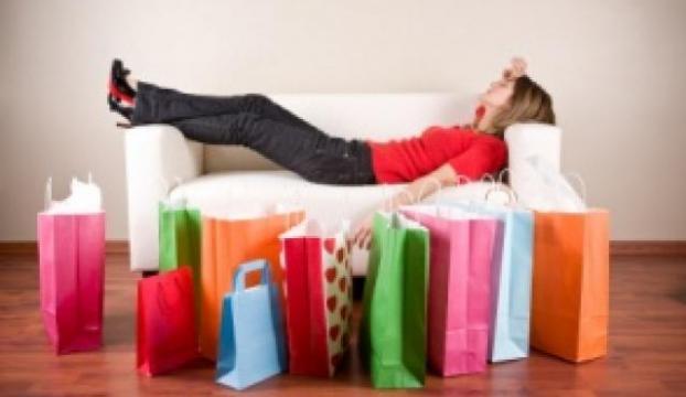 Alışveriş bağımlılığınız mı var ?