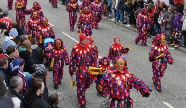 Almanyada karnaval başlıyor