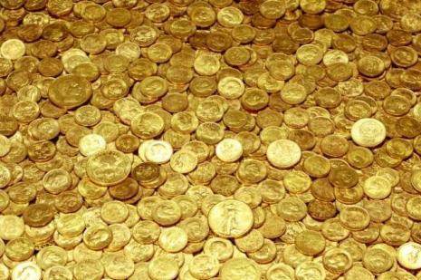 Serbest piyasada 24 ayar külçe altın fiyatı