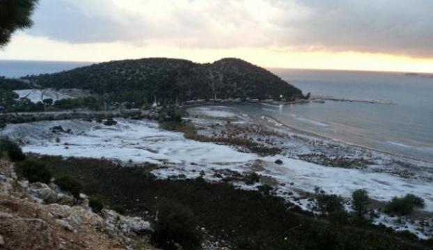 Antalya Sular Altında Kaldı