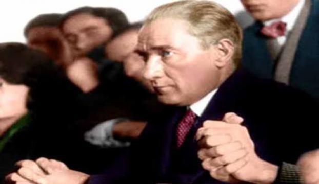Atatürk'ün saçları neden sarıydı?