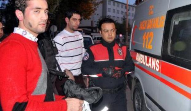 Antepte iki Suriyeliye saldırı