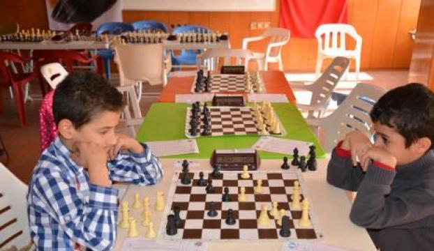 Atatürk Kupası satranç yarışmaları sona erdi