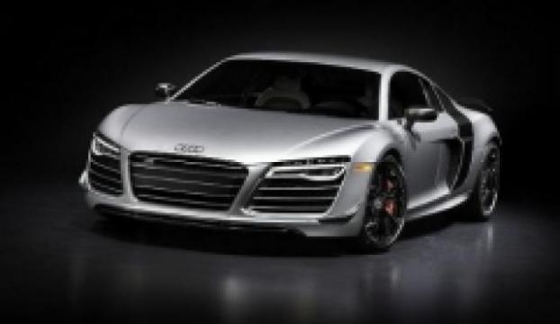 Audi, R8 Competitionla meydan okudu