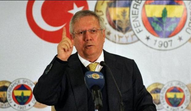 """Aziz Yıldırımdan """"Gülen"""" açıklaması"""