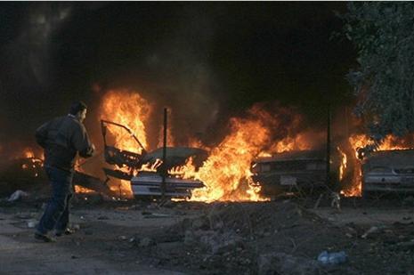 Bağdatta bombalı saldırılar: 41 ölü