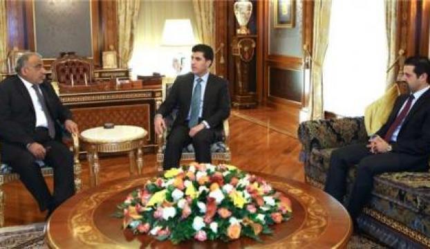 Bağdat ve Erbil petrol sorununda anlaştı