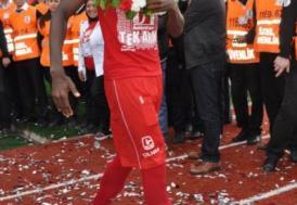 Balıkesirsporlu Jabbie, Sierra Leone milli takım kadrosuna seçildi