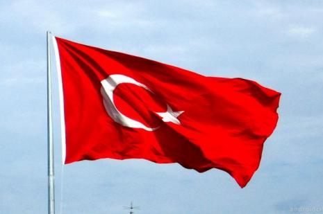 Bulanıkta Türk bayrağı indirildi