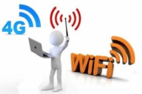 Bedava Wi-Fi için her şeyi yapıyoruz!