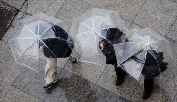 Bursada yağış 6 gündür sürüyor