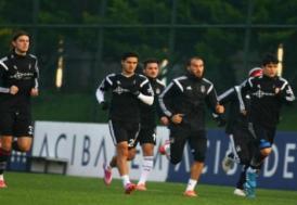 Beşiktaş'a dinlenmek yok