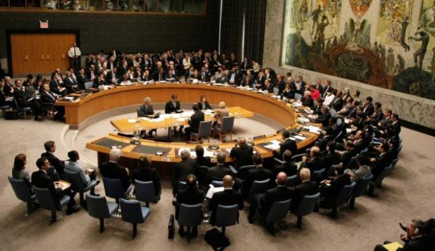BM, Suriye ve İranı kınadı