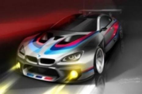 M6 GT3 fırtınası