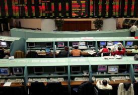 Borsa güne yüzde 2,7 düşüşle başladı