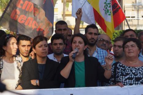 Pervin Buldan: Kobani düşerse...