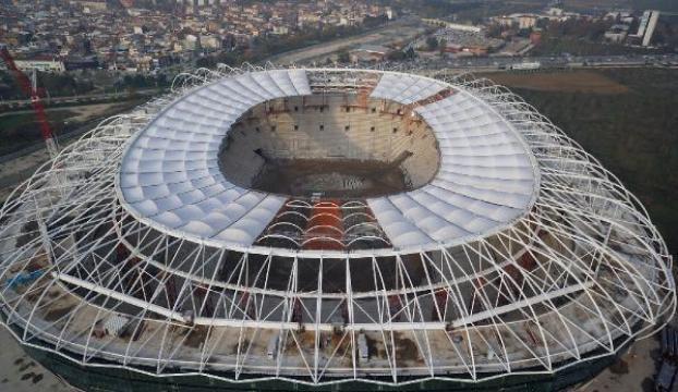 Timsah Arena, İngiliz medyasında