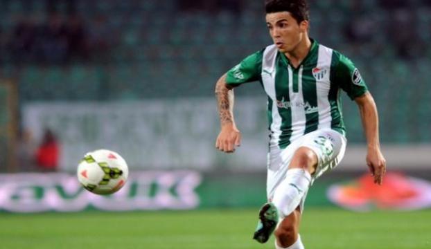 Bursasporlu futbolcuya bir ceza daha