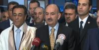 """Sağlık Bakanı'ndan """"Ebola"""" açıklaması"""
