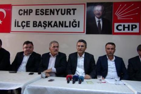 CHP İl Başkanı Salıcı: Saldırılar provokasyondur