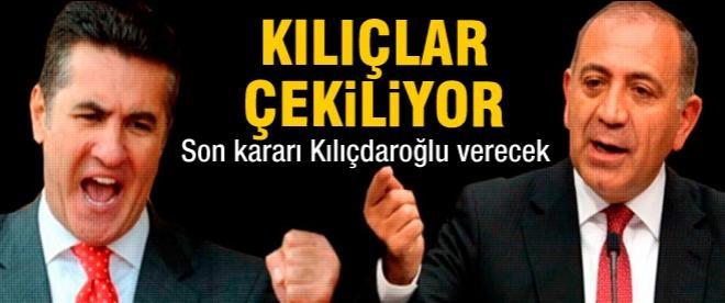 CHP'de İstanbul için kılıçlar çekiliyor