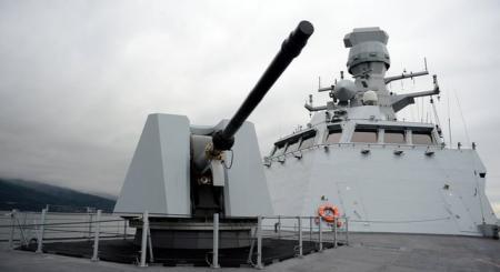 Türk Donanmasının göz bebeği: TCG Büyükada