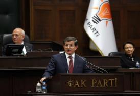 Başbakan Ahmet Davutoğlu partisinin grup toplantısında konuştu