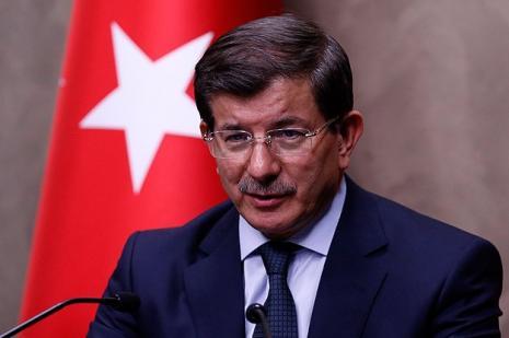 Başbakan Davutoğlu, Erzincanda