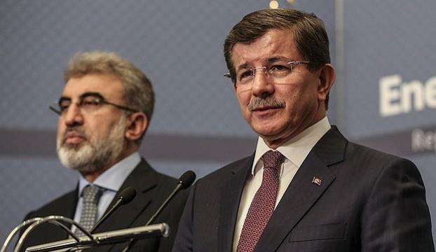 Başbakan: Kobaniye geçişler başlamış değil